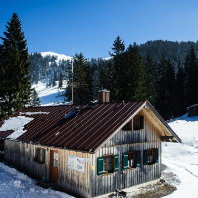 Lenggriesser Hütte
