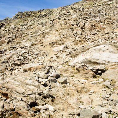Bergpfad aufs Hintereis (3.270m)