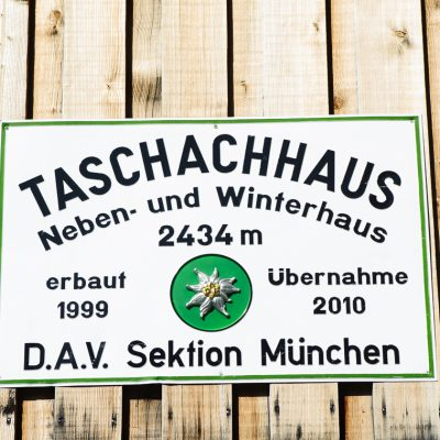Taschachhaus (2.434m) im Pitztal