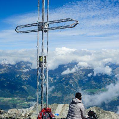 Punta di Laasa / Orgelspitze (3.305m)