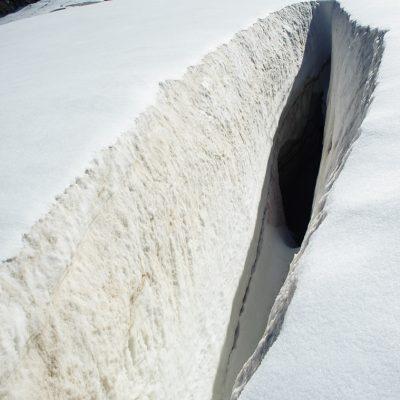 Sulden Glacier